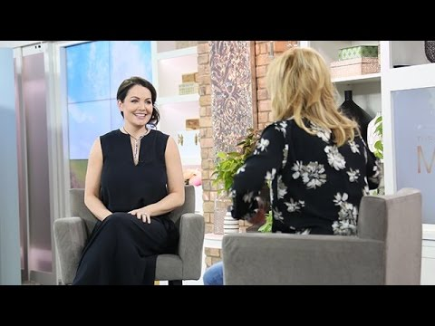 Interview: Erica Durance Promotes Saving Hope Season 5 on Marilyn Denis