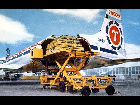 Flying Tiger Line Documentary - 1989