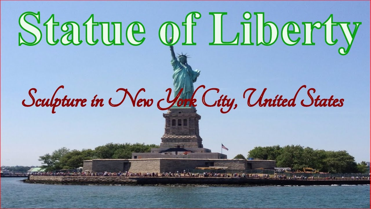 Visiting Statue of Liberty, Sculpture in New York City, United ...