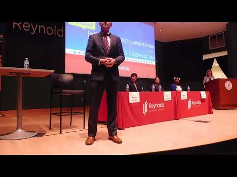 Ralph Northam - Voices for Virginia's Children Candidate Forum Question 5 - 8