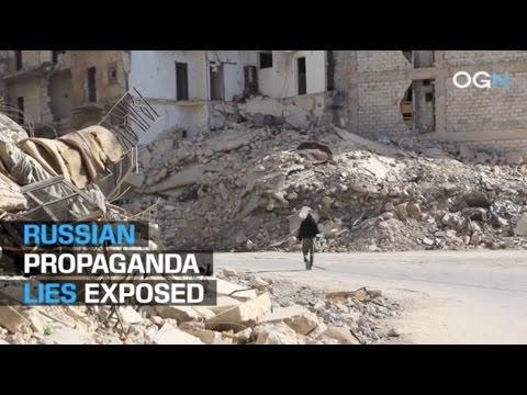 Russian Propaganda Lies Exposed