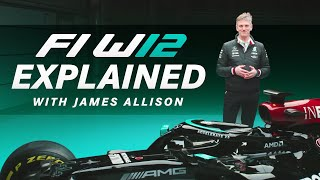 The 2021 Mercedes F1 Car EXPLAINED!