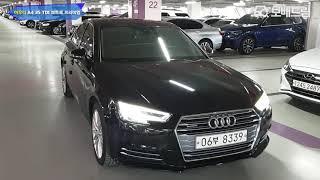 2018 아우디 A4 35 TDI 콰트로 프리미엄