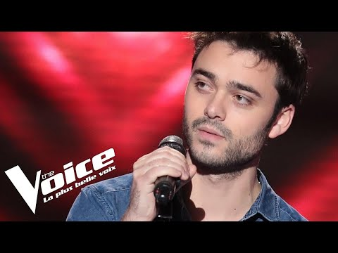 Kaleo - Way Down We Go | Timothée | The Voice France 2018 | Blind Audition