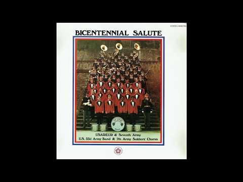 7th Army Soldiers Chorus - Bicentennial Salute - Record Album