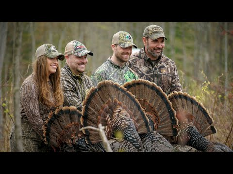 Turkey Hunting: Unstoppable Action In New Hampshire