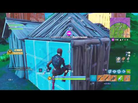 30 BOMB Duo Pop Up Cup Victory (PS4) Fortnite Battle Royale