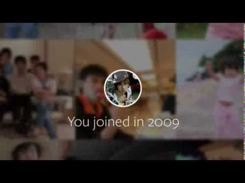 Facebook 10-year anniversary ,I'm join facebook 4 Years ago