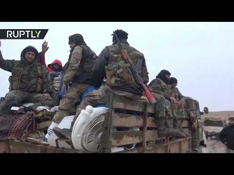 Syrian Arab Army continues military ops in Idlib