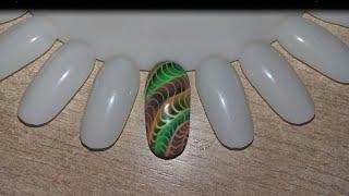 Как сделать витражный гель лак. Дизайн с витражами