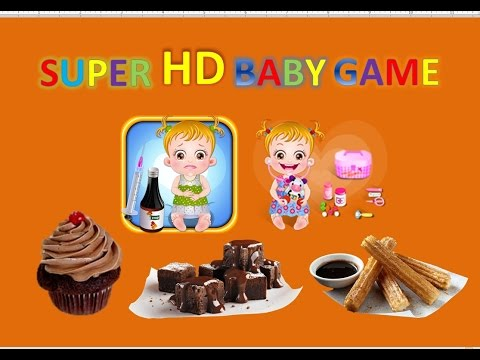 Addicted To Dessert Brownie Pizza Girl Game | Dessert Hat Cake | Cooking Games For Kids