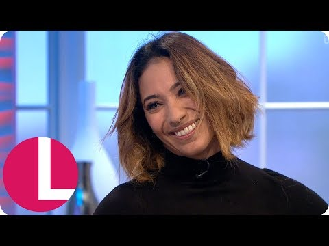 Is Strictly's Karen Clifton Competitive With Her Husband Kevin? | Lorraine