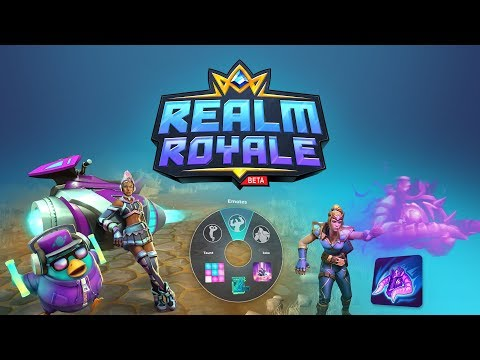 Realm Royale - OB19 Update Show