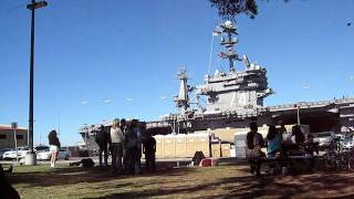 Parade of Flight, Centennial of Naval Aviation, 31, North Island NAS, Coronado, Ca 12 Feb 2011