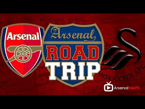 Road Trip To The Emirates | Arsenal v Swansea