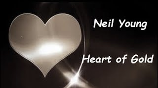 Neil Young - Heart of Gold (HQ)