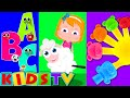 Phonics Song | Abc Song | Shapes Song |the Wheels On Bus | Nursery Rhymes video