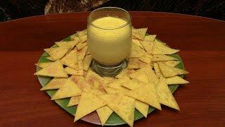 Сырный соус для Чипсов Начос. Простой, Недорогой рецепт