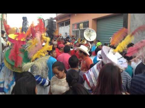 Carnaval de Chinelos Tetelcingo 2016