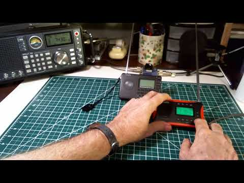 TRRS #1285 - Reception Testing - TIVDIO V-115 vs V-116