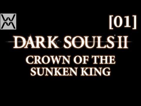Прохождение Dark Souls 2 DLC [01] - Шульва, Священный город / Shulva, Sanctum City