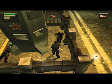 Let's Play Freedom Fighters 03 ( C4? Check. )