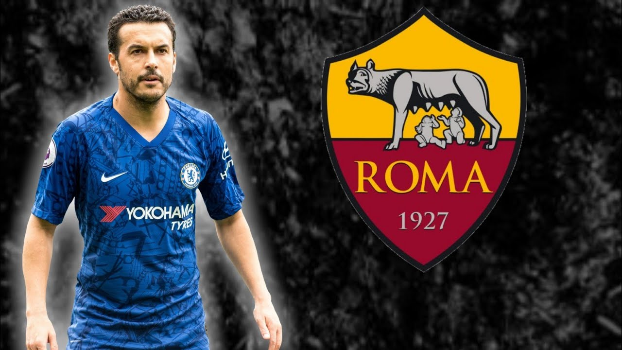 Download Pedro Rodriguez | welcome to as roma | Skills & Goals 2020