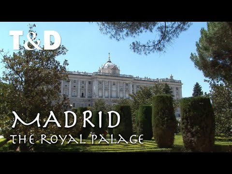 Madrid Tourist Guide: The Royal Palace - Travel & Discover