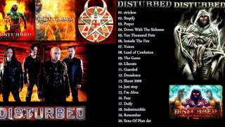 disturbed greatest hit collection 2017