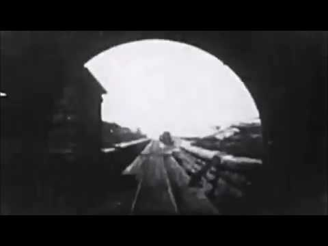 Sarnia History Rocks - 1st Grand Trunk Railroad Tunnel Under The St Clair River 1890