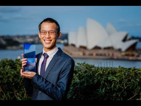 NSW Local Hero 2018 - Australian of the Year Awards