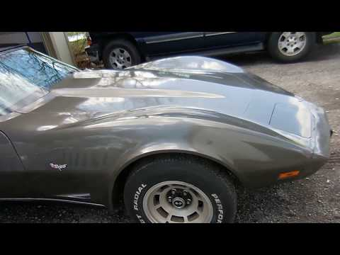 1979 C3 Corvette Coupe Daily Driver Status Video 3