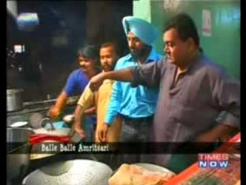 The Foodie - Amritsar - The Holy City