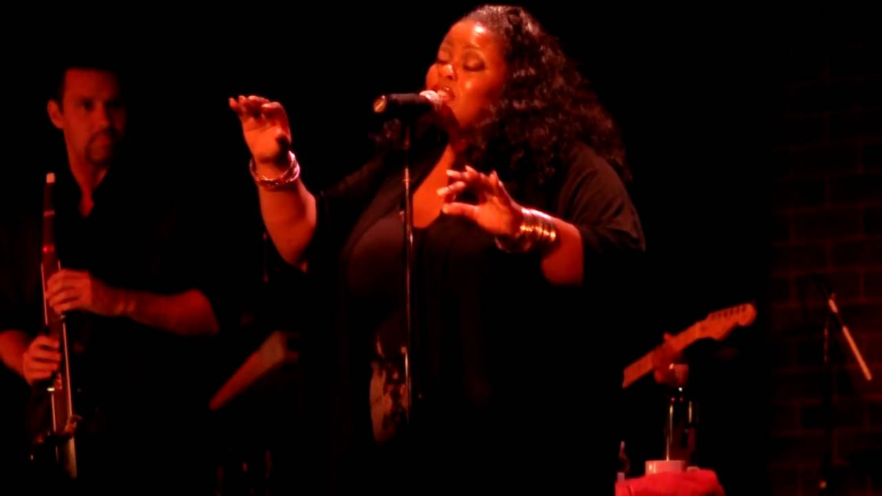 maysa live at the birchmere