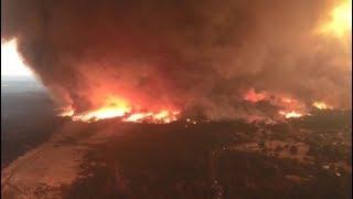 新聞大特寫-加州山火燎原 抗災救援 以愛心澆熄惡火