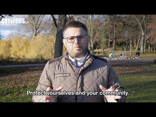 Birmingham City Council | COVID-19: Keeping your community safe (Mirpuri language)