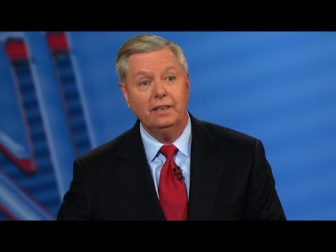 Graham: Trump has a blind spot when it comes to Russia