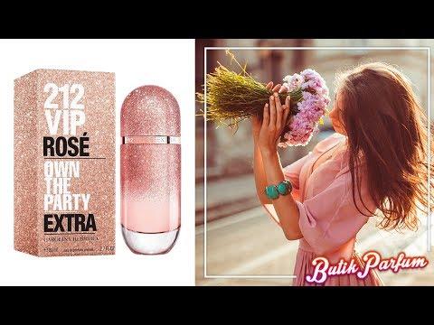 Carolina Herrera 212 VIP Rose Extra (Каролина Херрера 212 Вип Роуз Экстра) - обзор
