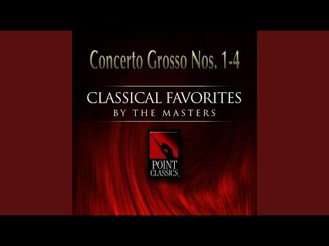 Concerto Grosso Op. 6 No. 2 in F Major: Largo-Adagio-Larghetto e piano mp3