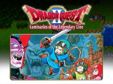 Game Discussion: Dragon Quest II (iOS)