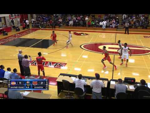CN100 Game of the Week Highlights: Evanston vs Whitney Young