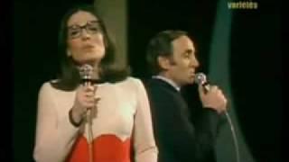 Nana Mouskouri & Charles Aznavour - Popurri