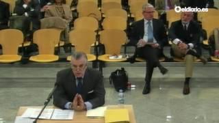 Bárcenas asegura que Rajoy conoció las actividades ilícitas de Correa y no las denunció