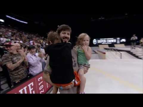 Street League 2013: Chris Cole Super Crown Champion Interview