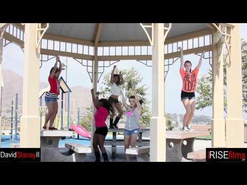 Victoria justice Best Friend's Brother (BFB) dance cover | David Slaney II