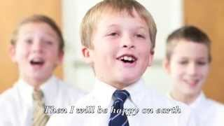LDS Primary Songs - I Will Follow God