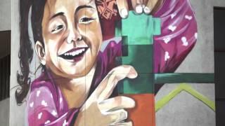 PETRONAS #tanahairku Street Art 2015: Kertih Edition