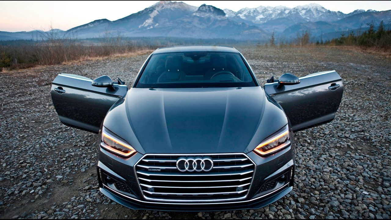 2017 Audi A5 Coup 233 New Generation 2 0tfsi Quattro In The