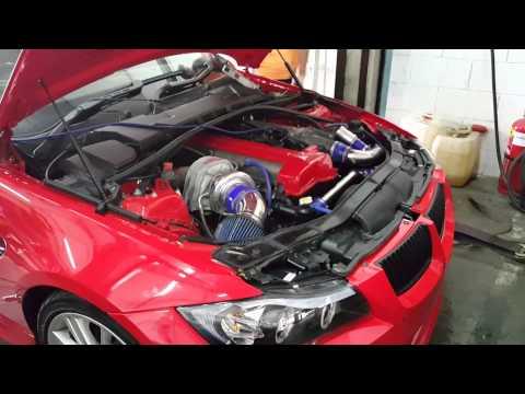 BMW convert club- BMW E90 2jz vvti conversion - YouTube