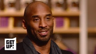 Kobe advises Magic Johnson, LeBron to be patient after Lakers' rocky season | Get Up!